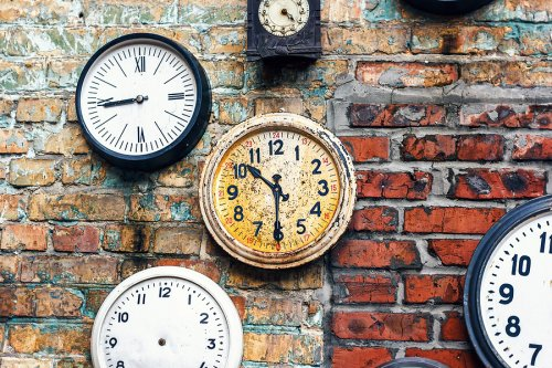 custom - clock